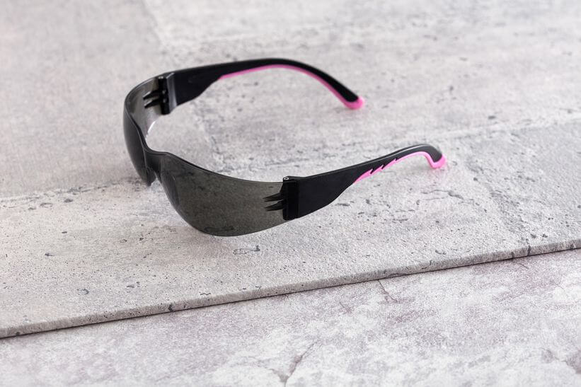 SunMay: Pink Safety Glasses kg3101db, Safety Eyewear & Products for Eye Protection