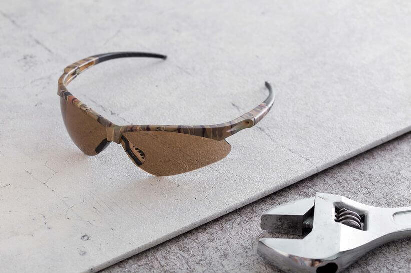SunMay: Safety Glasses SM7561 Anser, Safety Eyewear & Products for Eye Protection SM-7561 Anser