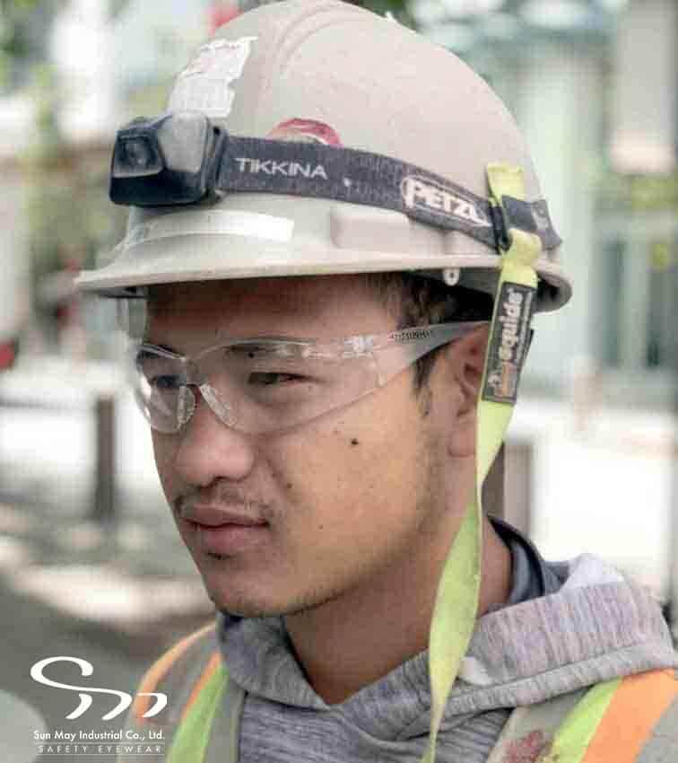 Sun May SM-8011 Safety Glass construction_site